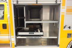 Equipment and tool storage
