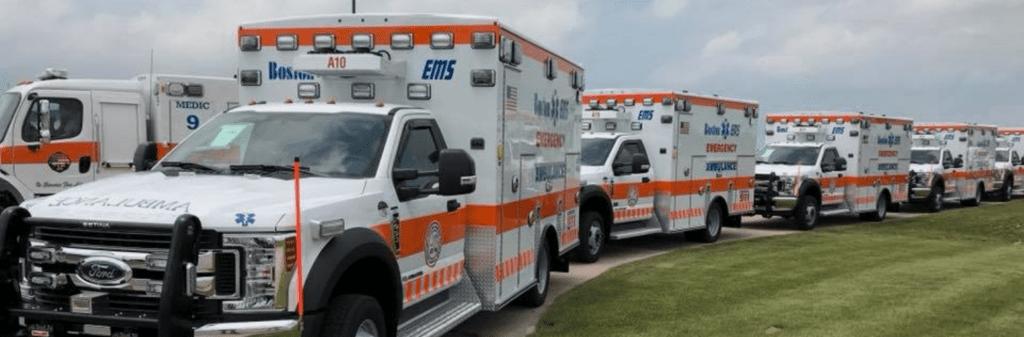Braun Ambulances - Bulldog Fire Apparatus