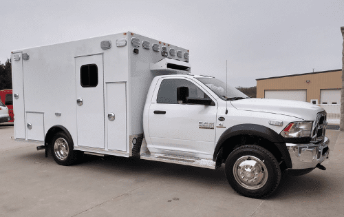 Osage Ambulances - Bulldog Fire Apparatus