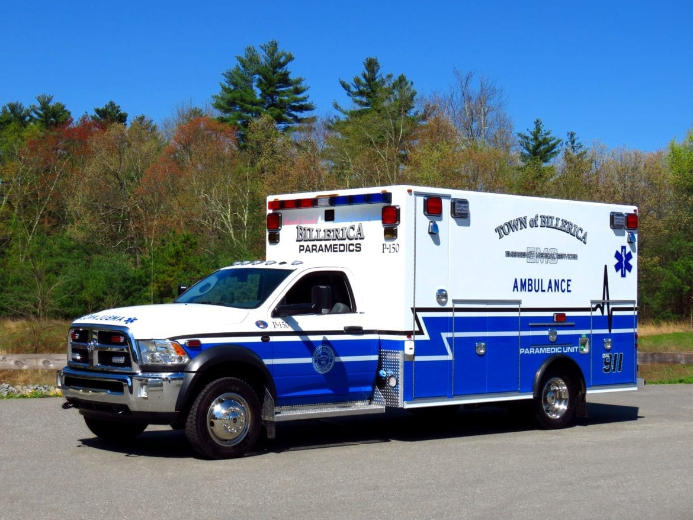 Osage Type I Ambulances - Bulldog Fire Apparatus