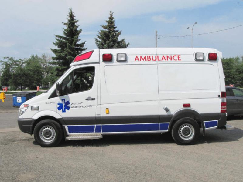 Demers Type II Ambulances - Bulldog Fire Apparatus