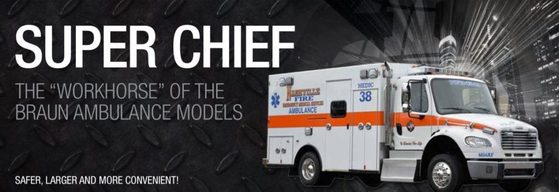 Super Chief - Bulldog Fire Apparatus
